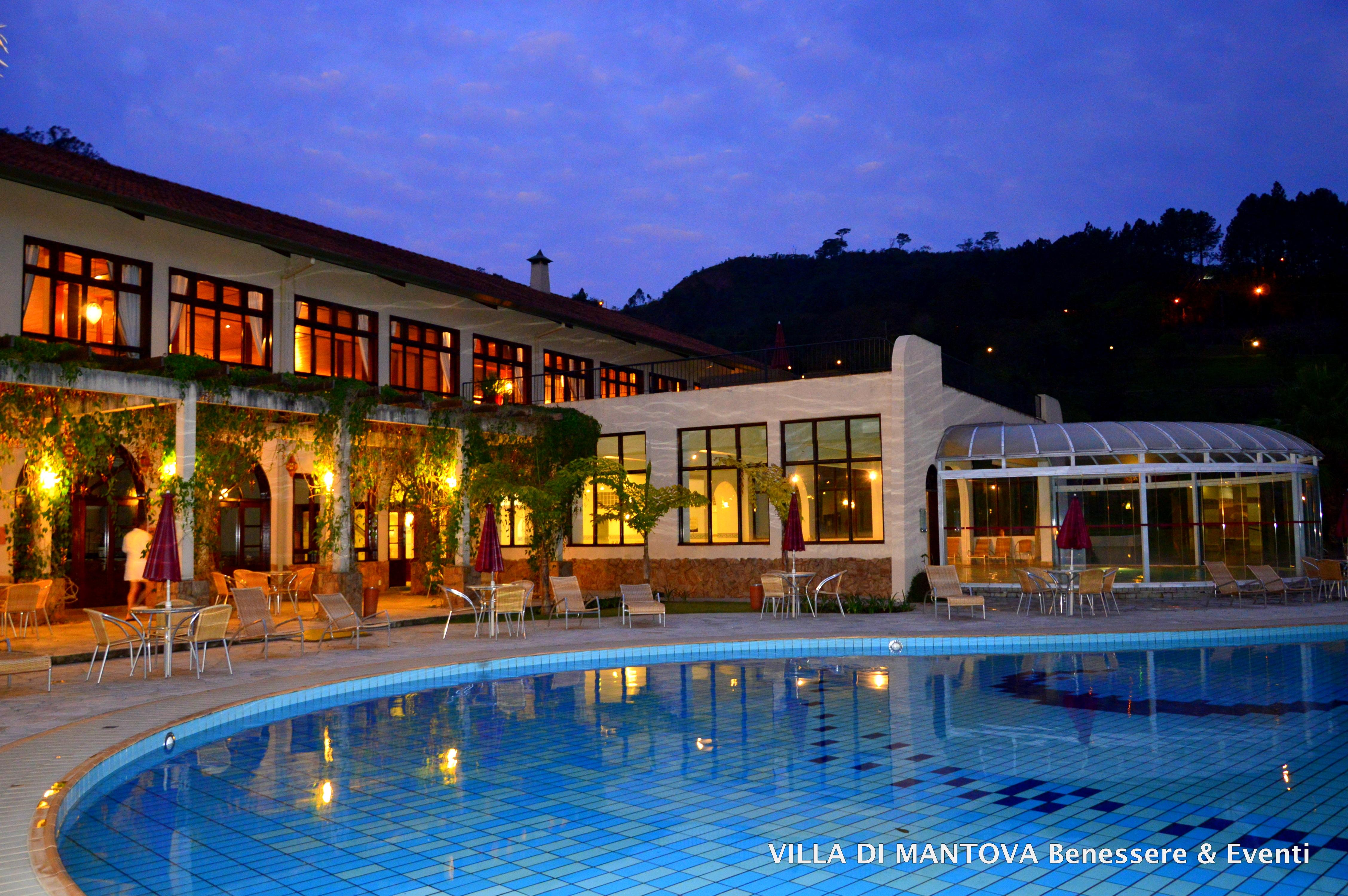 Hotel villa di mantova resort aguas de lindoia sp piscina - Piscina mantova ...